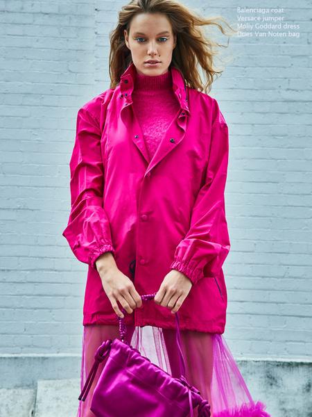 Mandy Van Dijk   Portfolio   FiveTwenty Model Management
