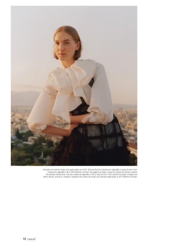 Julia Necker | Portfolio | FiveTwenty Model Management