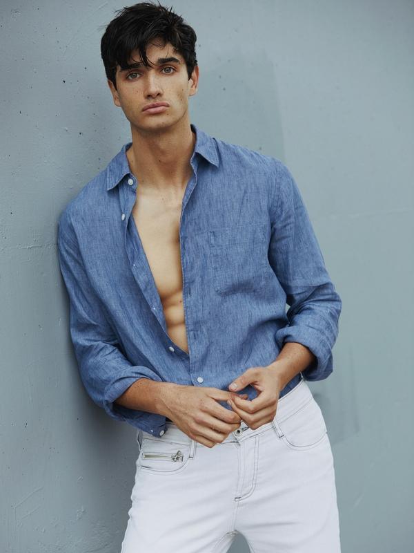 Nicholas Sampson | Portfolio | FiveTwenty Model Management