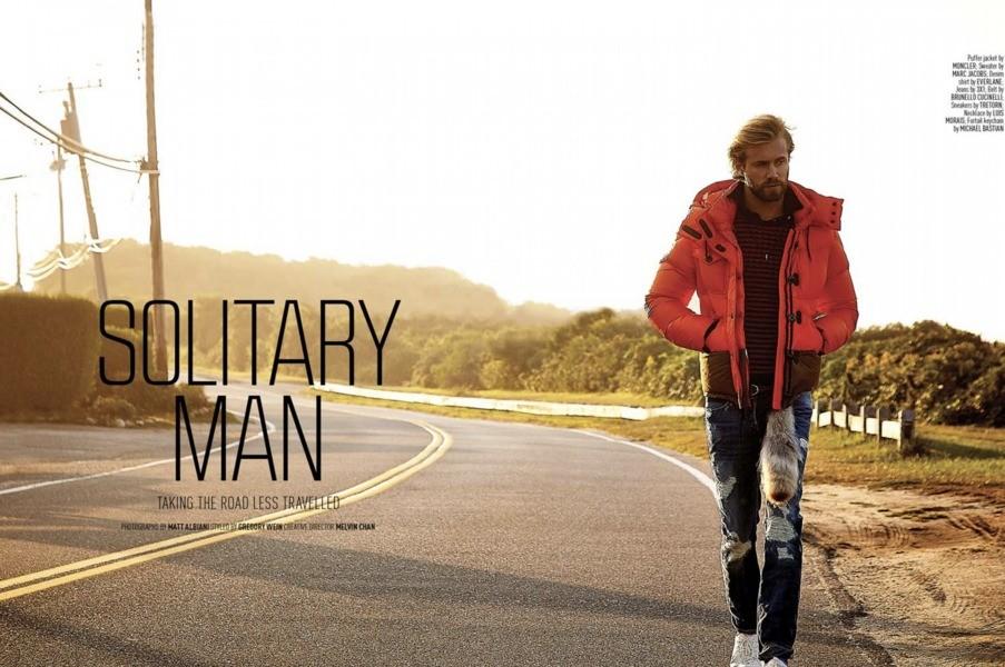 Tom Bull | Portfolio | FiveTwenty Model Management