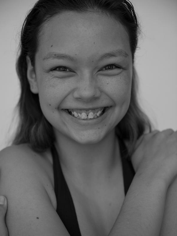 Izzy Leggett | Portfolio | FiveTwenty Model Management