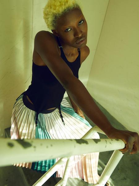 Memu Conteh   Portfolio   FiveTwenty Model Management