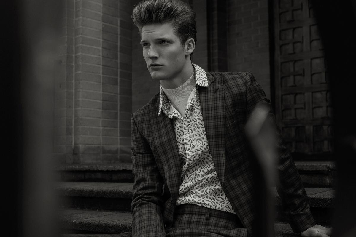 Liam Patrick   Portfolio   FiveTwenty Model Management