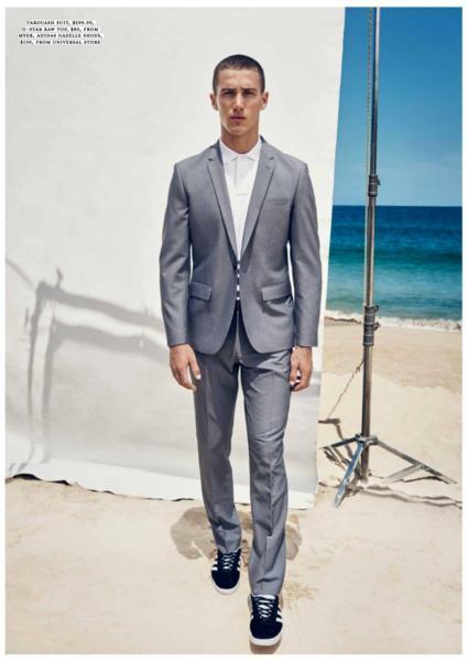 Wyatt Caldwell | Portfolio | FiveTwenty Model Management