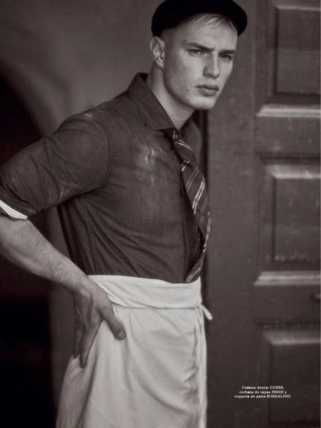 Denek Kania | Portfolio | FiveTwenty Model Management