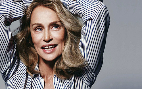 What's the secret to Lauren Hutton's everlasting success?