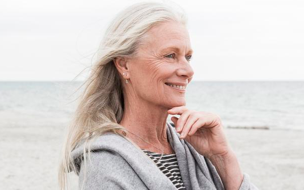 Ageing triumphantly - beauty tips from our models