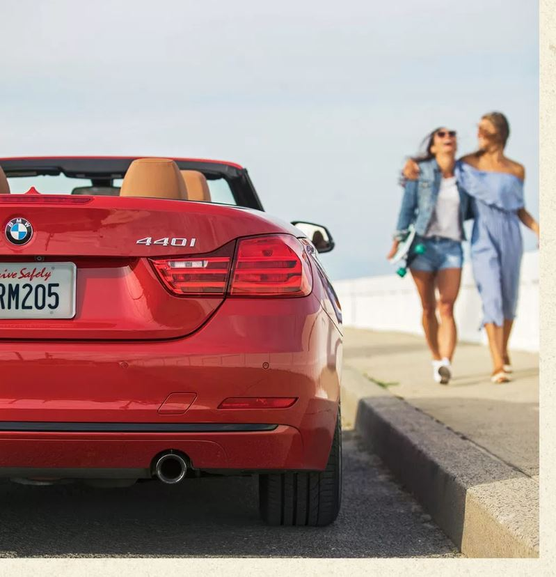 Social: Jordan and Cambri for BMW