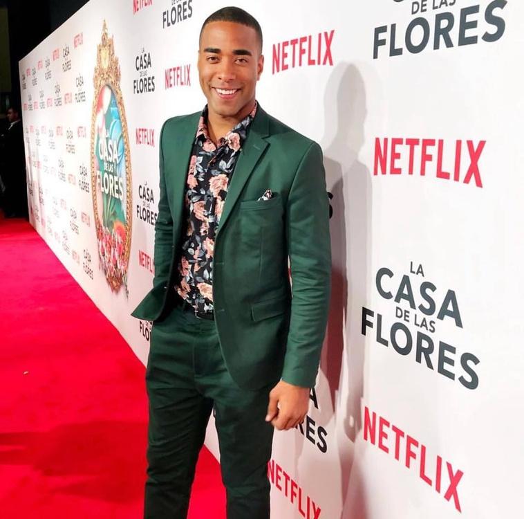 "Television: Sawandi Wilson for Netflix Series ""La Casa De Las Flores"""