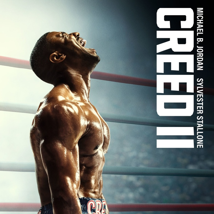 "Film: Jacob ""Stitch"" Duran in Creed II"