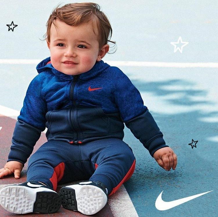 Print: Cru for Nike & Kids Foot Locker