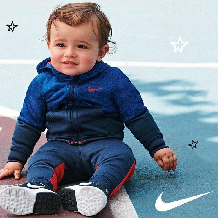 Print: Cru for Nike & Kids Foot Locker