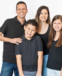 Mosqueda Family