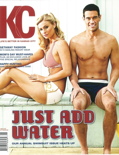 KC Magazine   Ph: Austin Walsh   HMU: Liz Armstrong   Styling: Sarah Thompson