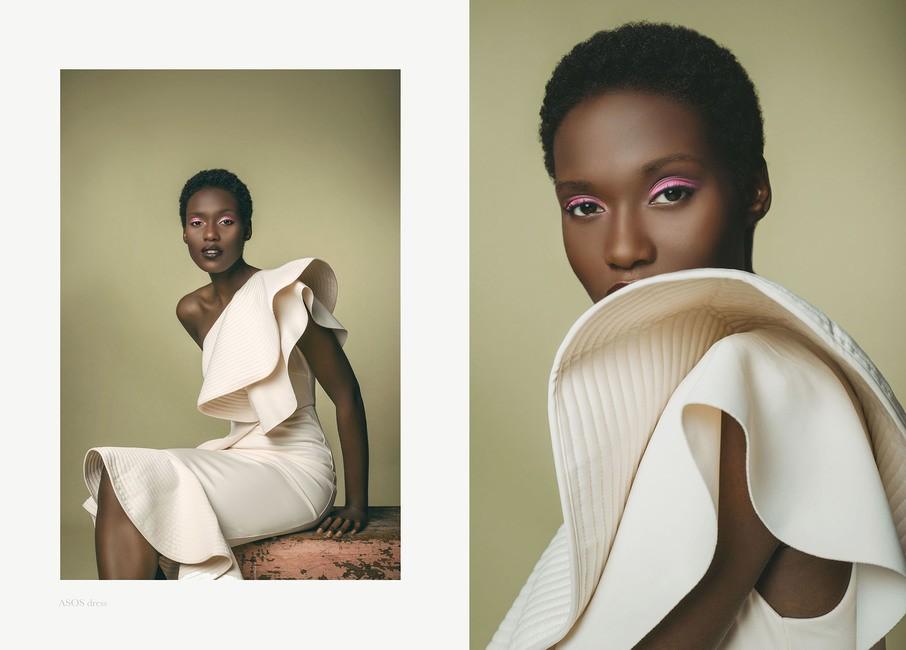 Flanelle Magazine | PH: Kristen Miccoli | HMU: Kate Johnson | Styling Tara Gardner