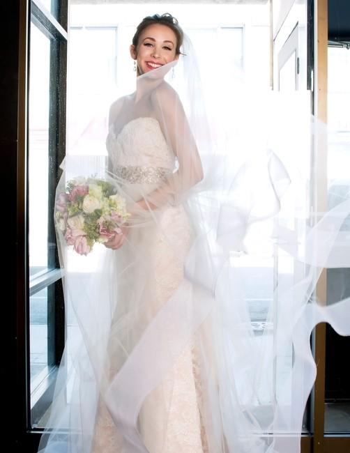 PH: Lori Sapio   HMU: Kate Johnson   Gowns: Victoria Sdoukos