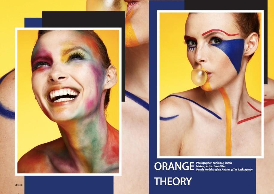 Beauty Mute Magazine | PH: Bartlomiej Kurela | MU: Paula Silva