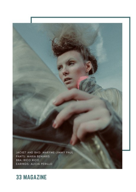 33 Magazine | PH: Bartlomiej Kurela | MU: Kelly Schubel | Hair: RJ Stell | Stylist: Christina Maybin