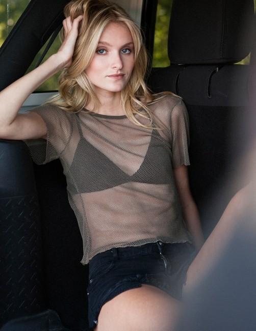 Karl Rothenberger Model: Lydia Sutter