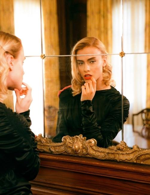 PH: Alec Basse   HMU: Amanda Summers   Styling: Janet Yuan   Model: Greta Meyle