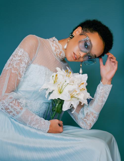 PH: Dasha Denger | MUA: Celena San Juan | Stylist: Sarah Fern
