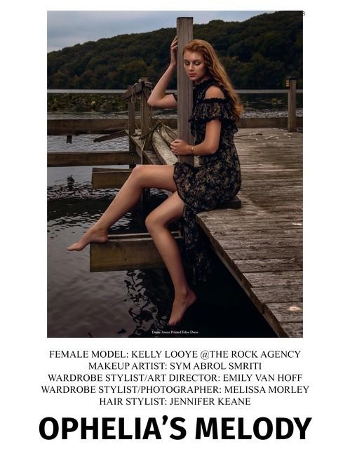 Shuba Magazine | PH: Melissa Morley | H: Jennifer Keane | MU: Sym Abrol Smriti | STY: Emily Van Hoff