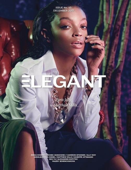 Elegant Magazine | PH: Matthew Mills
