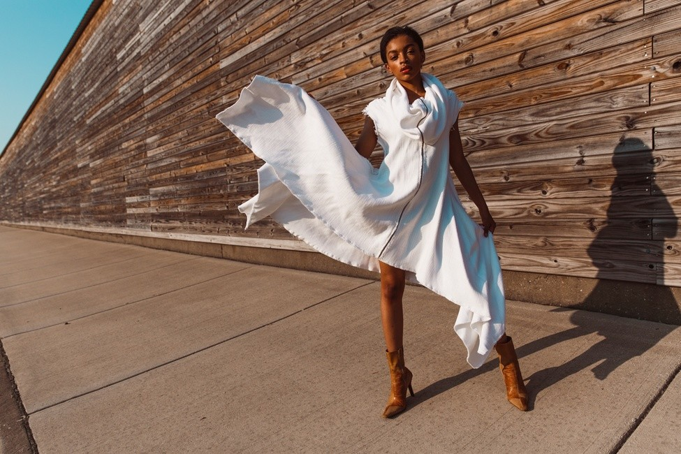L'Couture | PH and HMU: Krystyn Johnson | Styling: Olivia Patience