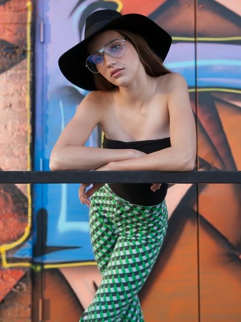 PH: Karl Rothenberger HMU: Sophia Porter