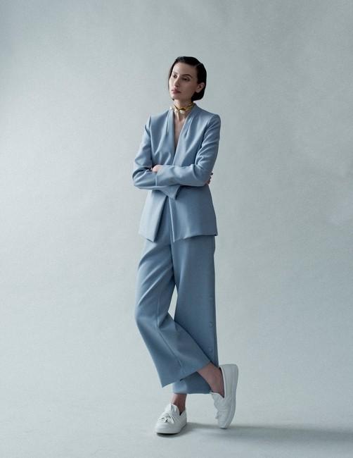 PH: Dasha Denger   MU: Mercedes Small   H: Alana Hicks   Styling: Katherine Rousonelos