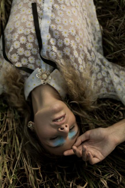 Elegant Magazine   PH/Stylist/Hair: Ashley Gallerani   MU: Jasmin Inez