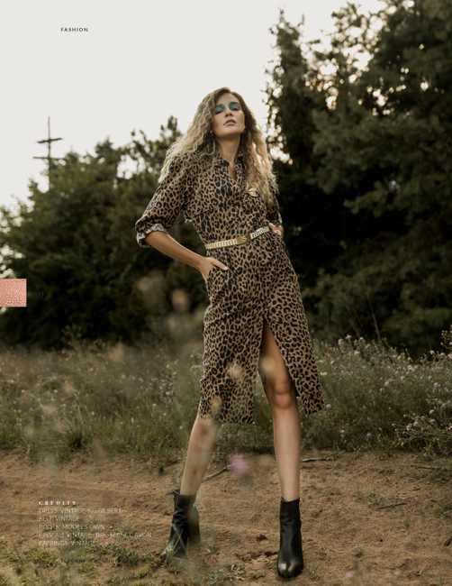 PH/Stylist/Hair: Ashley Gallerani | MU: Jasmin Inez