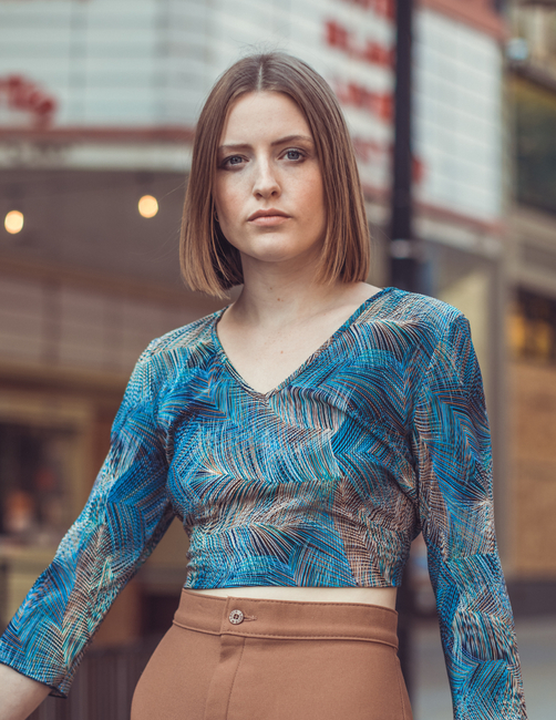 PH: Andrew Atwell | Stylist: Ashley Cherney | Model: Elena Webb