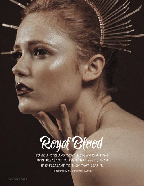 New Face Magazine   PH: Bart Kurela   HMU: Paula Silvia   Styling: Kelvin Harris