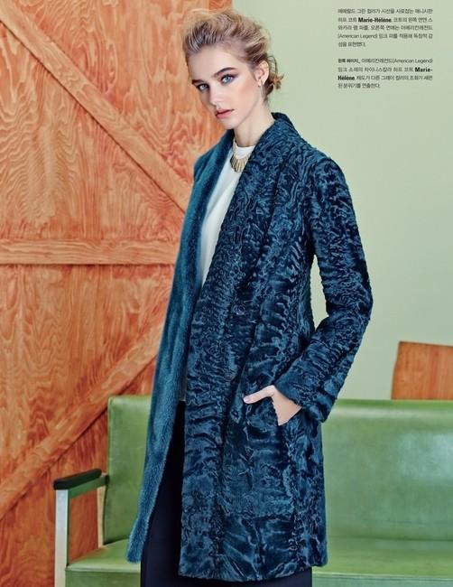 Noblesse Magazine Korea