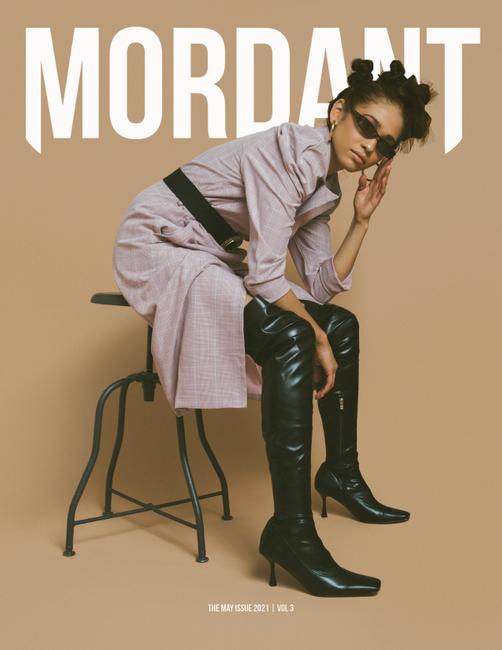Mordant Magazine | PH: Dasha Denger | HMU: Jamie Jocund