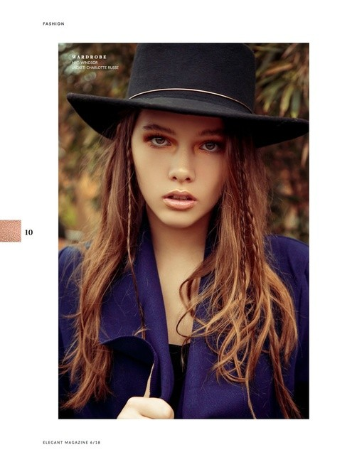 Elegant Magazine | PH: Katie Weyers | HMU/Stylist: Janessa Hubbell
