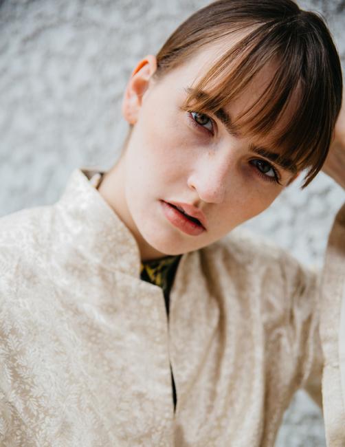 PH: Lauren Mulder | HMU: Lara Huber | Stylist: Alaina Russell | Model: Maggie Rose Mizner