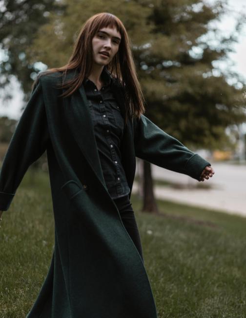 PH: Max Goldberg | Stylist: Ashley Cherney | Model: Maggie Rose Mizner