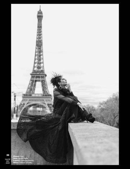 Salysé Magazine Dec 2020 | PH: Alea Lovely