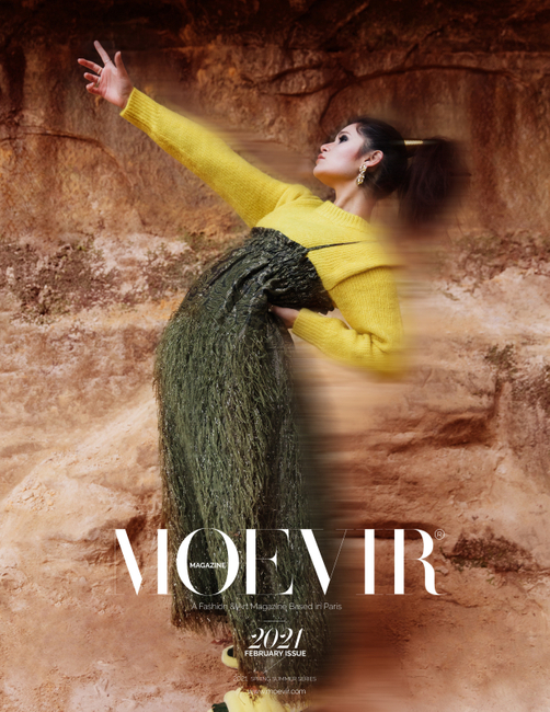 Moevir Magazine | PH: Bekah Wriedt | HMUA: Kasha Bonnell | Stylist: Jaclyn Eve