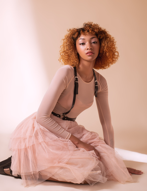 PH: Colleen Carney   HMU: Tanya Renelt   Styling: Alaina Russell   Model: Riah Cole