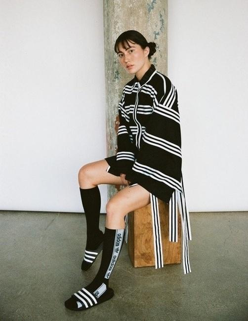 PH: Alina Tsvor   HMU: Lara Huber   Stylist: Alaina Russell   Model: Leilani Etherton