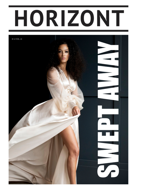 Horizont Magazine | PH: Lori Sapio | HMU: Kate Johnson