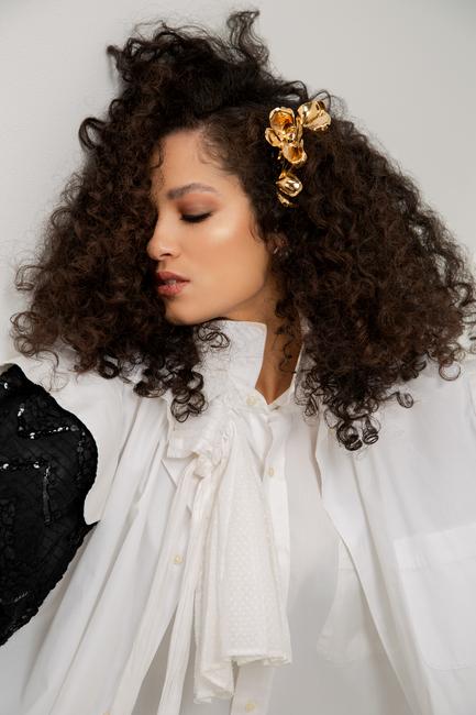 Producer: Sierra Campbell   PH: Stephen Nitz   MUA: Joanna Bartermajian   Hair: Gia Wendt