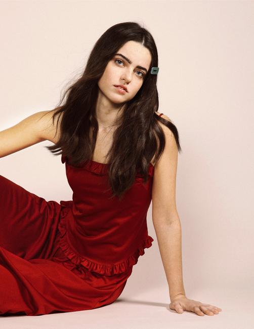 PH: Max Goldberg | HMU: Julieta Reineri | Styling: Alaina Russell | Model: Natasha D.