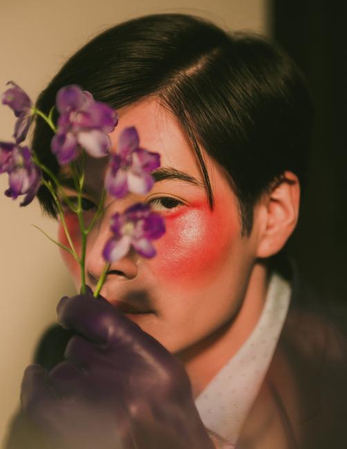 Photographer: Dasha Denger | Stylist: Sarah Fern | Model: Santiago Perez