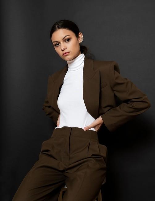 PH: Elfego Solares | Styling: Sana Khan | Model: Ellise Limle