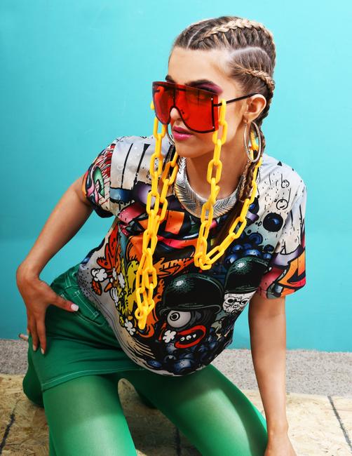 MALVIE Magazine | PH/Stylist: Kari Thompson | MUA: Lori Boykin | Hair: Jules Ellington