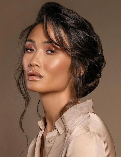 PH: Clif Ellis | Makeup: Alyssa Cruz | Hair: Viktoriia Kuznetsova